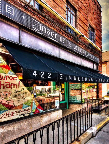 Photograph - Zingerman's Delicatessen by James Howe
