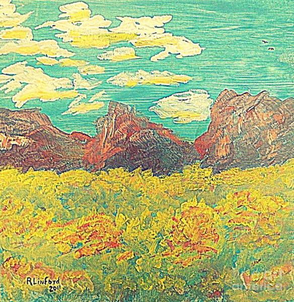 Zion National Park 11 Art Print