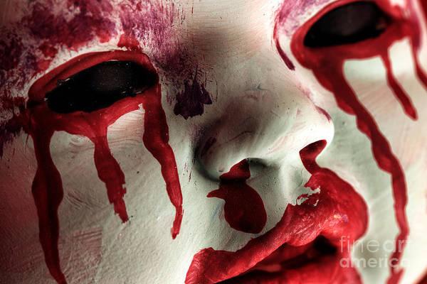 Photograph - Zombie Baby by John Rizzuto