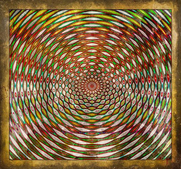 Digital Art - Zoom Effect by Rick Wicker