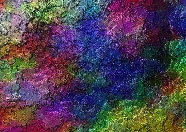 Digital Art - Zoomerais by Jeff Iverson