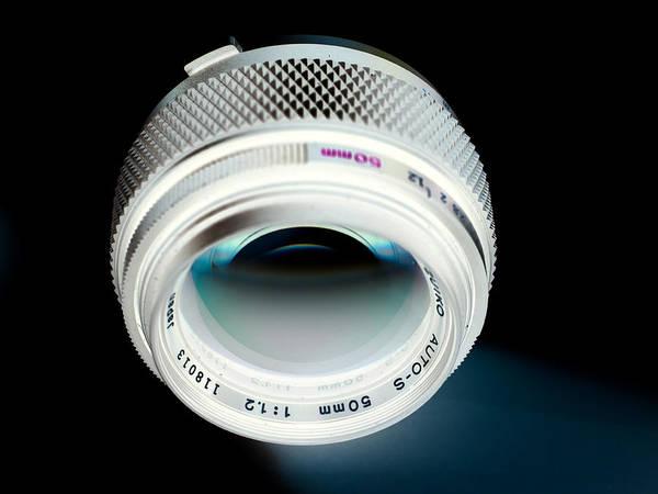 Hakon Photograph - Zuiko 50mm F1.2 by Hakon Soreide