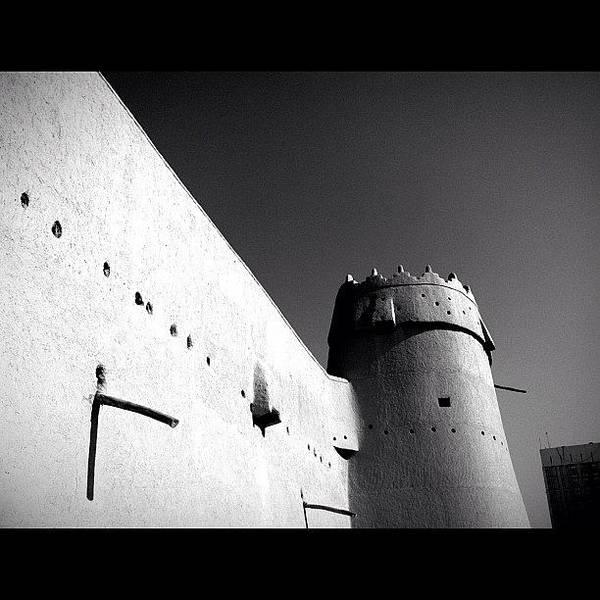 Bmw Photograph - قصر المصمك | Almasmak Palace by A L I