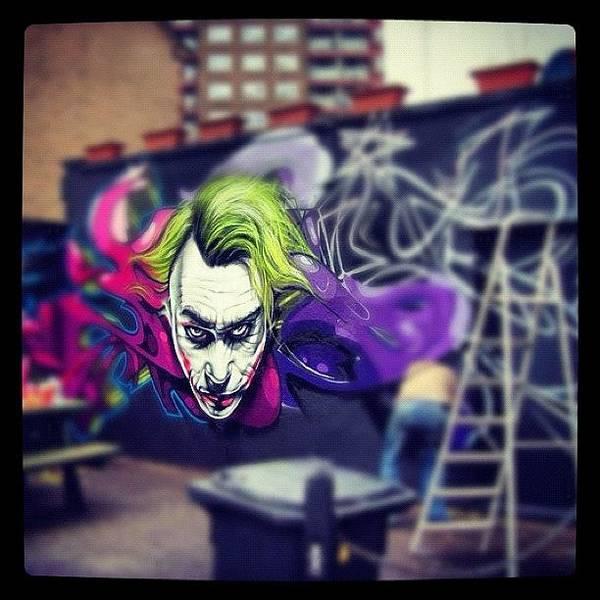 Superhero Wall Art - Photograph -  by Nigel Brown