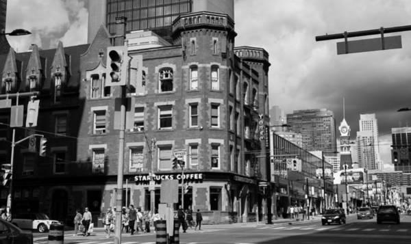Photograph -  Toronto Street Scenes 1 by Andrew Fare