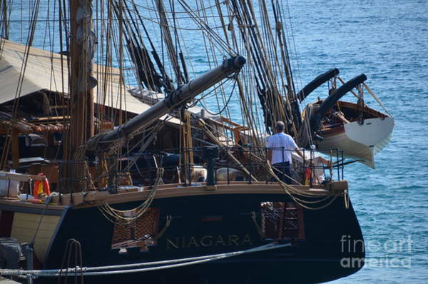 Photograph - 1812 The Niagara Tall Ship by Randy J Heath