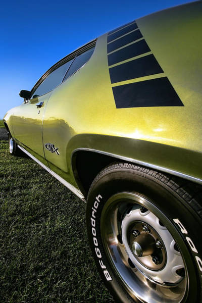 383 Photograph - 1971 Plymouth Gtx by Gordon Dean II