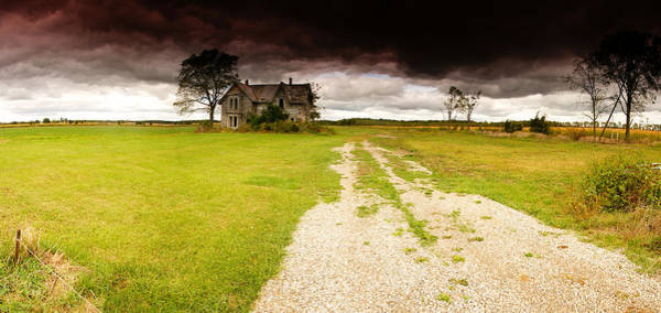 Wall Art - Photograph - Abandoned Farmhouse by Cale Best