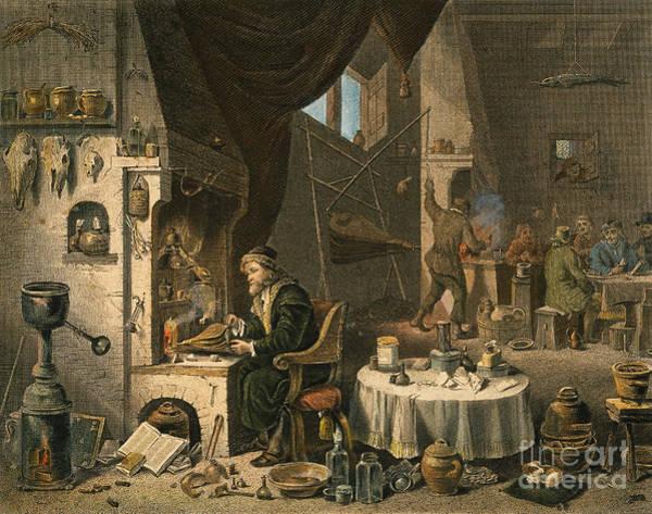 Photograph - Alchemist by Granger