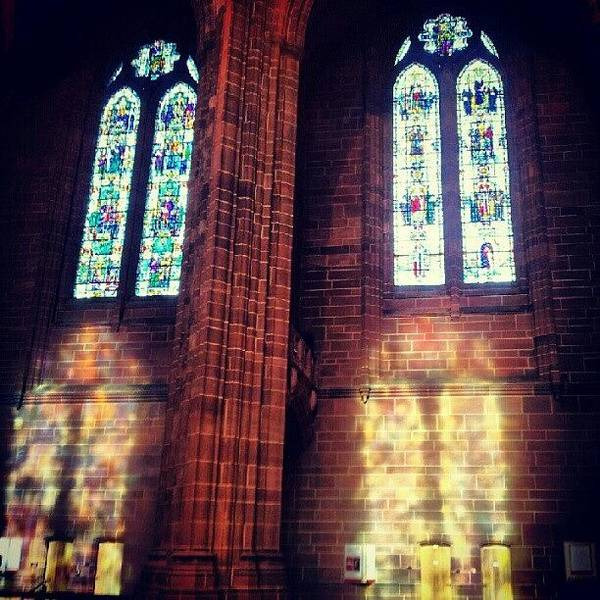 Wall Art - Photograph - #anglican #cathedral #cathedrals by Abdelrahman Alawwad