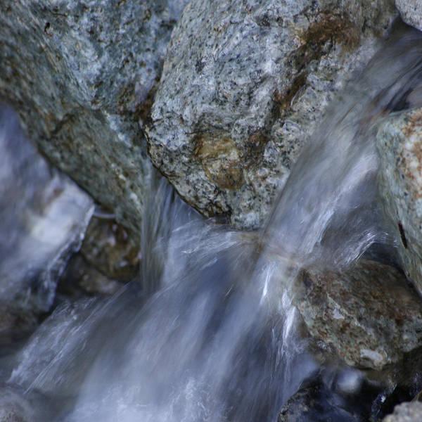 Photograph - Aqua by Jen Baptist