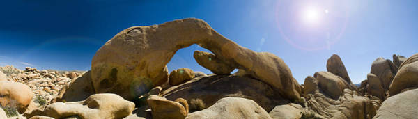 Photograph - Arch In The Joshua Tree National Park by Randall Nyhof