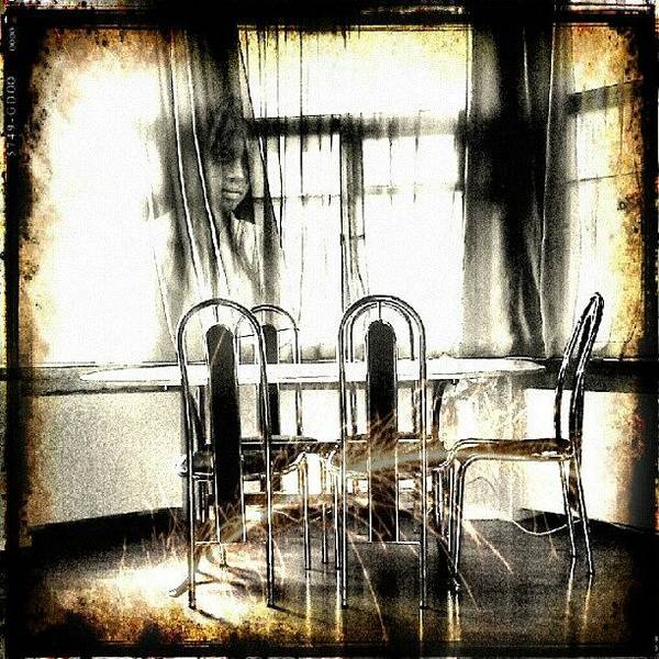Death Wall Art - Photograph - #art, #old, #oldphoto, #room, #home by Max Deviantrex