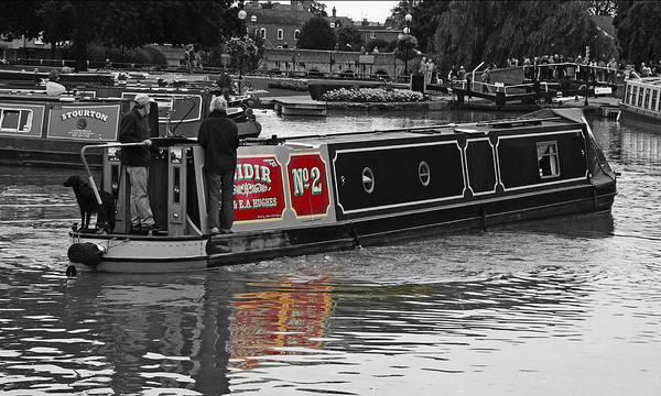 Avon Riverboat Art Print