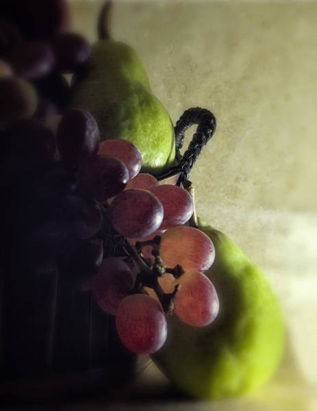 Wall Art - Photograph - Back Lit Grape Still Life by Andrew Soundarajan