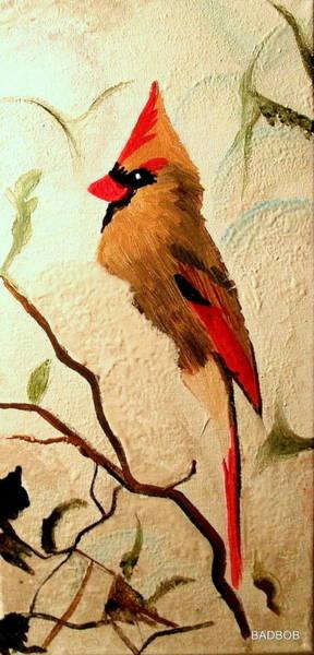 Badbird Art Print