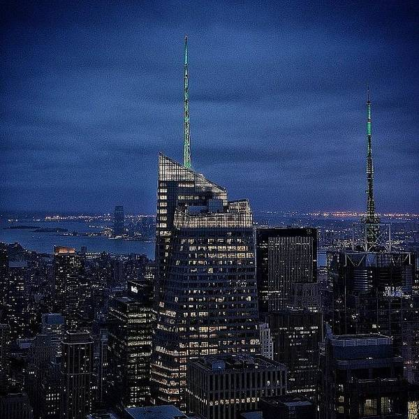 Wall Art - Photograph - Bank Of America Tower - Ny by Joel Lopez