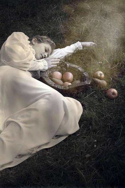 Jane Austen Wall Art - Photograph - Basket With Fruits by Joana Kruse