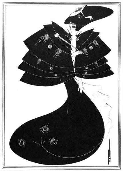 Photograph - Beardsley: Salome by Granger