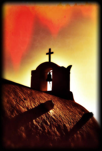 Bell Tower Photograph - Bell Tower by Joana Kruse