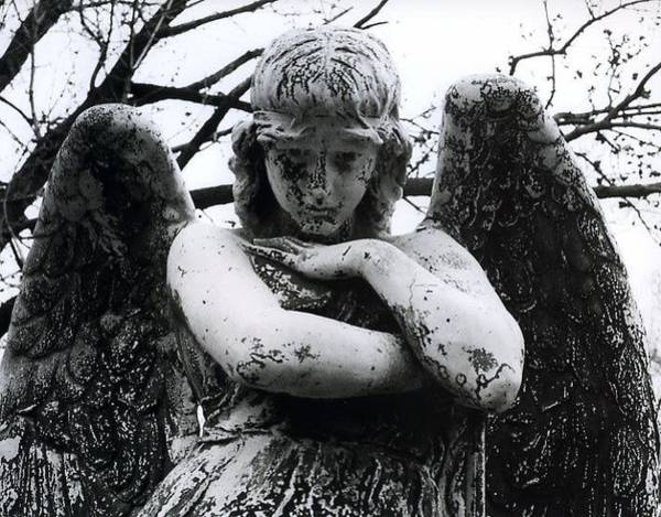 Linder Wall Art - Photograph - Bellefontaine Angel by Jane Linders