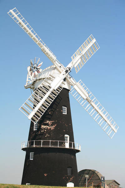 Photograph - Berney Arms Watermill by Paul Cowan