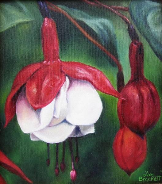 Painting - Big Bold And Beautiful by Lori Brackett