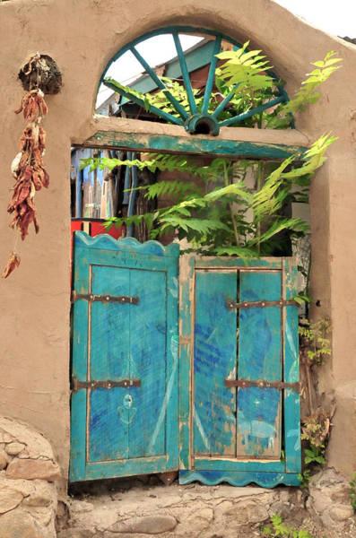 Photograph - Blue Doors by Pamela Steege
