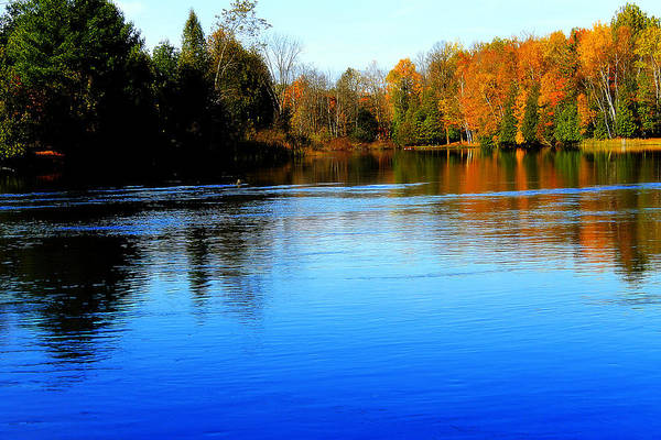 Photograph - Blue Lake  by Scott Hovind