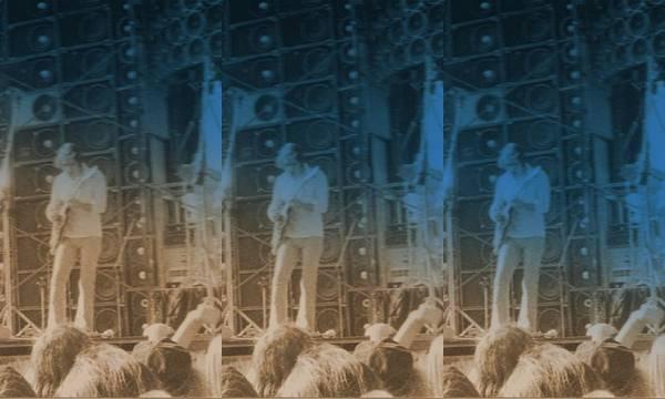 Bob Weir Grateful Dead 74 Dsm Ia Art Print by Tim Donovan