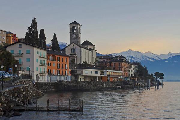 Lake Maggiore Photograph - Brissago - Ticino by Joana Kruse