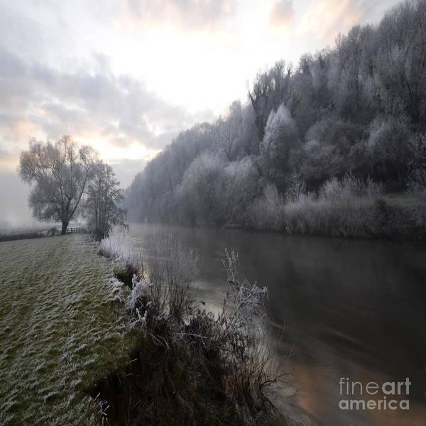 Wall Art - Photograph - By The River Wye by Angel Ciesniarska