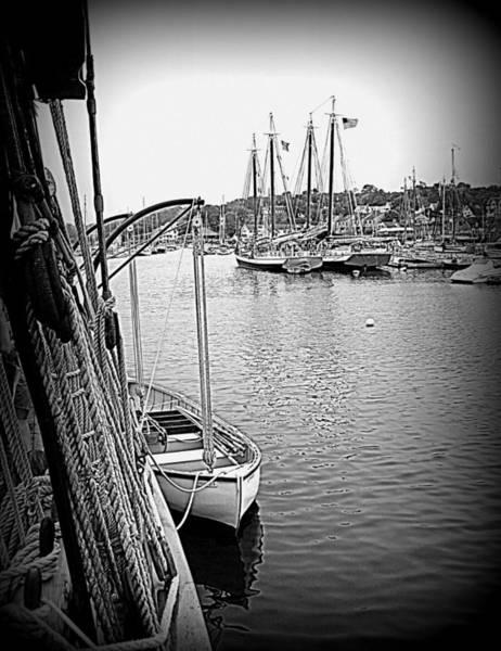 Photograph - Camden Harbor by Doug Mills