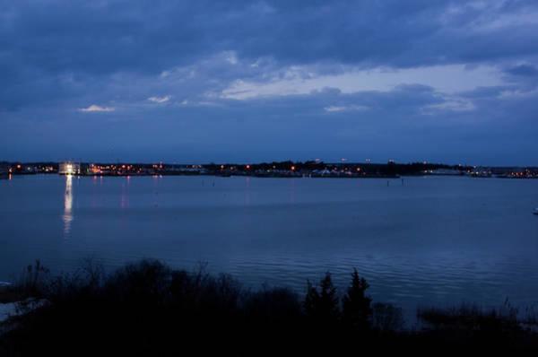 Photograph - Cape May Harbor by Tom Singleton