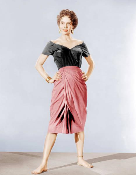 Carmen Jones, Dorothy Dandridge, 1954 Art Print