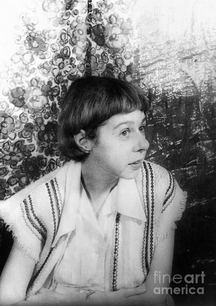Lula Wall Art - Photograph - Carson Mccullers by Granger