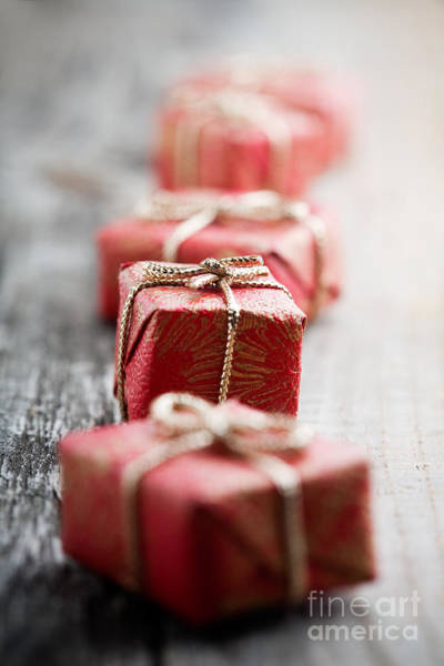Wall Art - Photograph - Christmas Gifts by Kati Finell