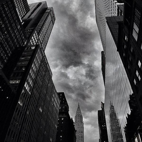 Skyscraper Photograph - Chrysler Building - New York by Joel Lopez