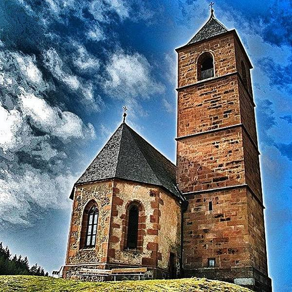 Cool Wall Art - Photograph - Church by Luisa Azzolini
