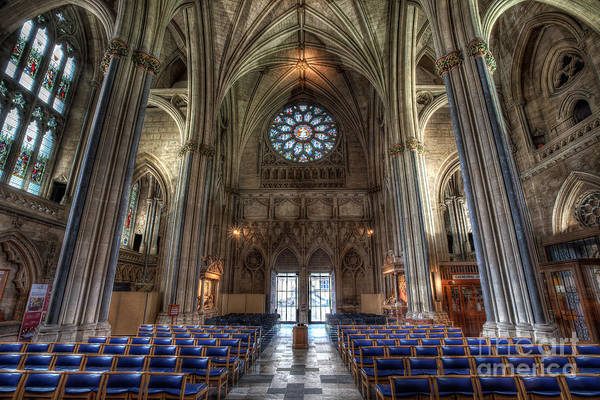 Bristol Photograph - Church Of England by Adrian Evans
