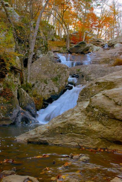 Photograph - Cunningham Falls by Mark Dodd