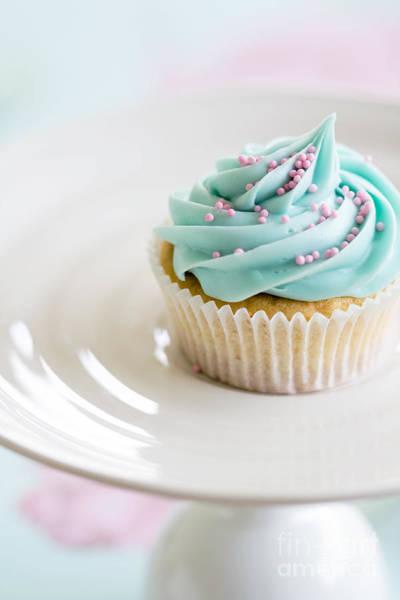 Fairy Cake Wall Art - Photograph - Cupcake by Ruth Black