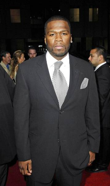 Ampa Wall Art - Photograph - Curtis 50 Cent Jackson At Arrivals by Everett