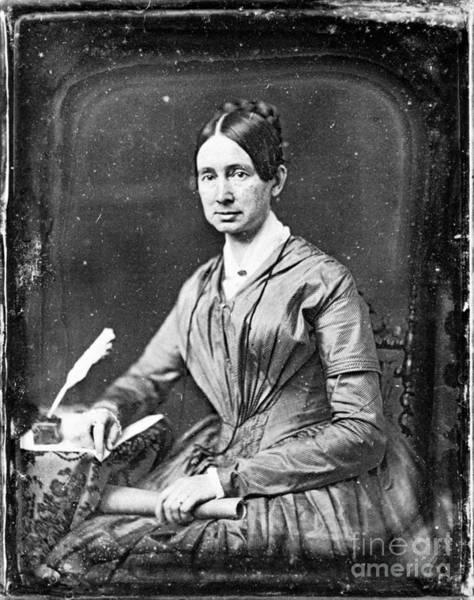 Photograph - Dorothea Dix (1802-1887) by Granger