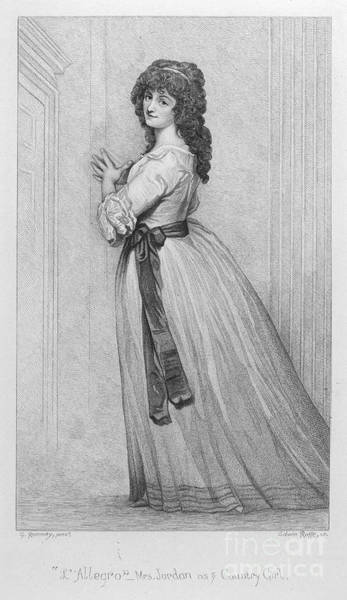 Mistress Photograph - Dorothy Bland Jordan by Granger