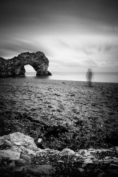 Wall Art - Photograph - Durdle Ghost by Nina Papiorek