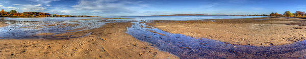 Mission Bay Photograph - East Grand Traverse Bay by Twenty Two North Photography