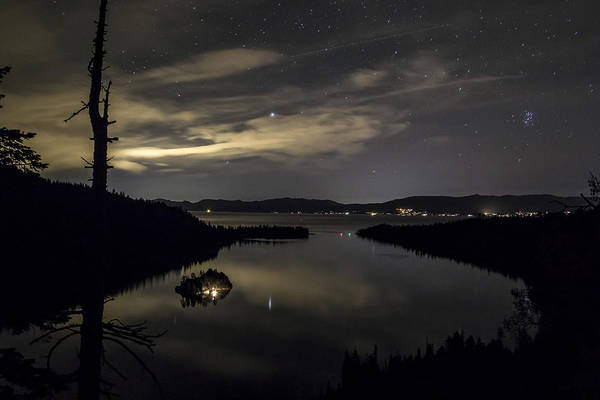 Emerald Bay Photograph - Emerald Bay Lake Tahoe by Brad Scott