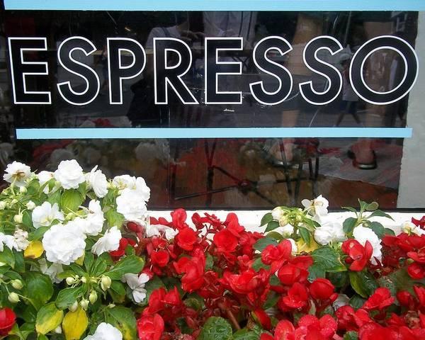 Mixed Media - Espresso by Cynthia Amaral