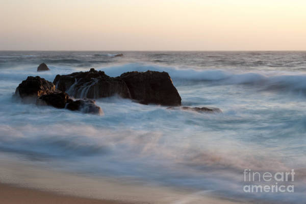 Wall Art - Photograph - Evening At Beach 2 by Catherine Lau